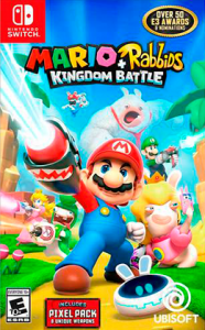 Mario Rabbit Kingdom Battle