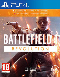 Battlefield 1 Revolution Playstation 4