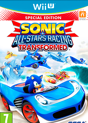 Sonic & All- Stars Racing Transformed