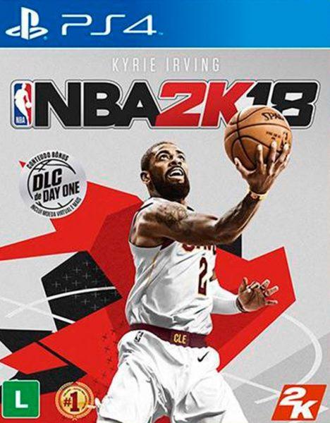 NBA 2K18 PlayStation 4