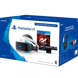 Playstation VR Bundle Gran Turismo Sport