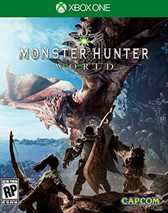 Game Monster Hunter World Xbox One