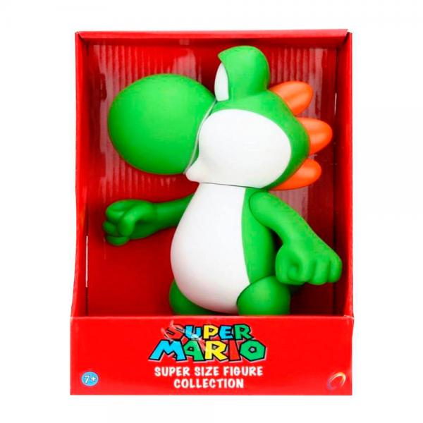 Boneco Super Size Figure Collection Yoshi