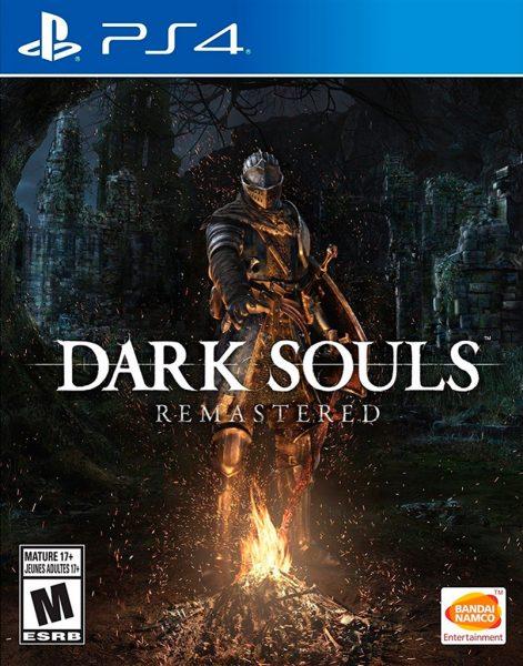Dark Souls Remastered PlayStation 4