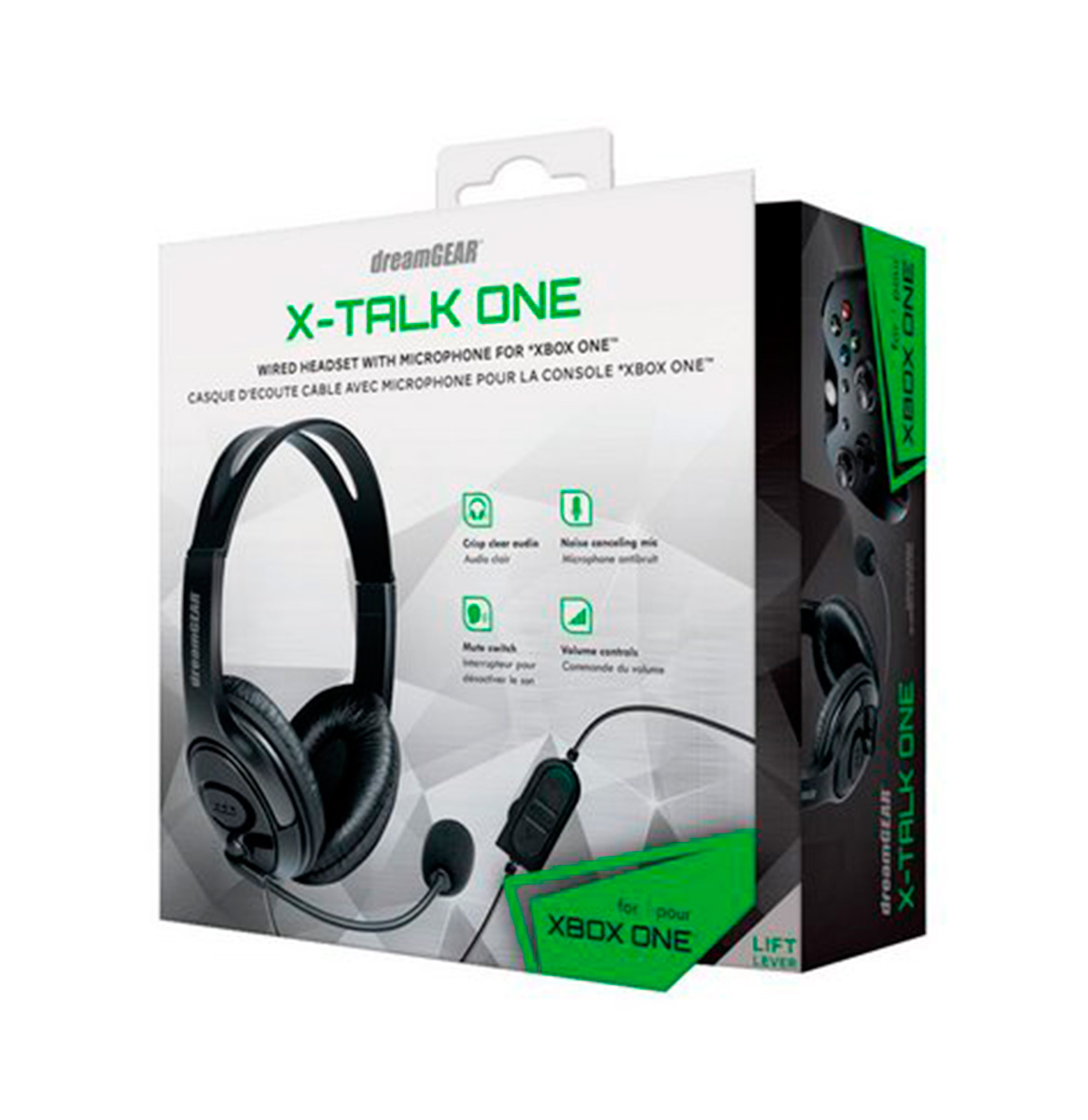Headset X-talk One Dreamgear
