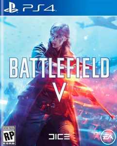 Battlefield V – Playstation 4 (PRÉ-VENDA 19/10/2018)