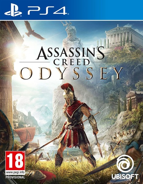 Assassin's Creed Odyssey – Playstation 4 (PRÉ-VENDA 05/10/2018)