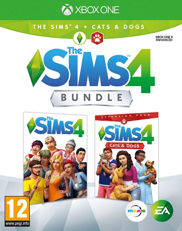 The Sims 4 Bundle Xbox One